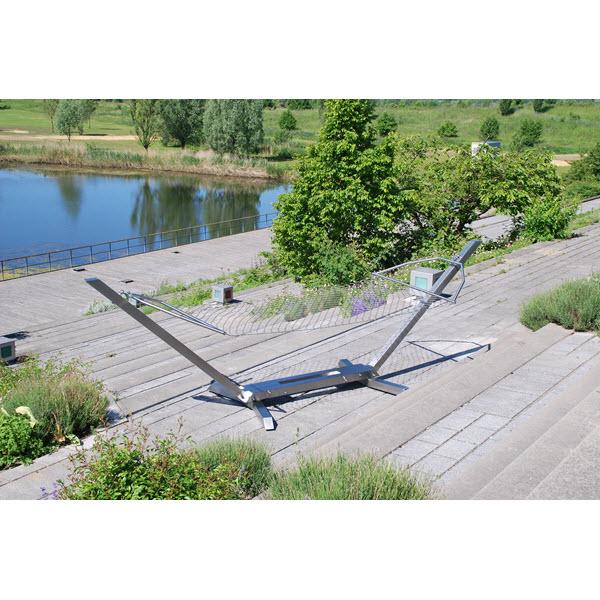 Hängematte Relax GADM Möbel Manufaktur Netz im Garten