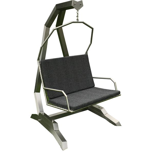 Hängestuhl Easy Gestell mit Sitz